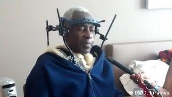 Menschenrechtler Pierre-Claver Mbonimpa aus Burundi