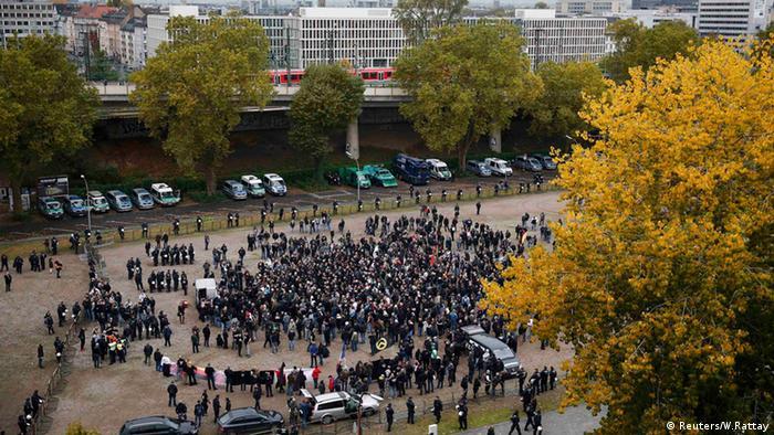 HOGESA Köln Demonstration Deutschland