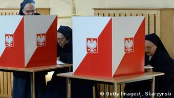 Voting in Poland