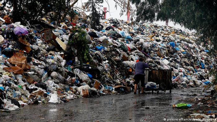 Libanon You stink Bewegung Müll Beirut Müllhalde