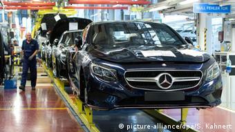 Завод в Зиндельфингене - крупнейший в концерне Daimler