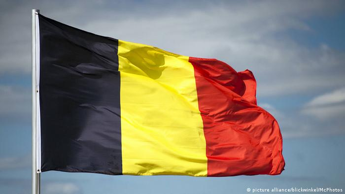 Belgien Flagge (picture alliance/blickwinkel/McPhotos)