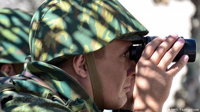 Tadschikistan Rückkehr der russischen Soldaten