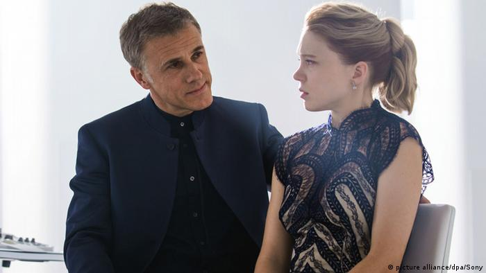 James Bond Spectre Christoph Waltz und Léa Seydoux (Foto: picture alliance/dpa/Sony)