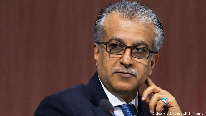 FIFA Salman Bin Ibrahim Al Khalifa