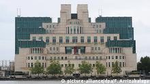 Zentrale MI6 London