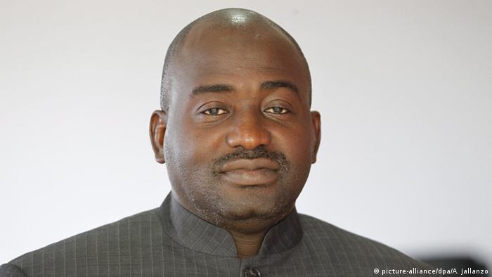Liberia FIFA Musa Bility