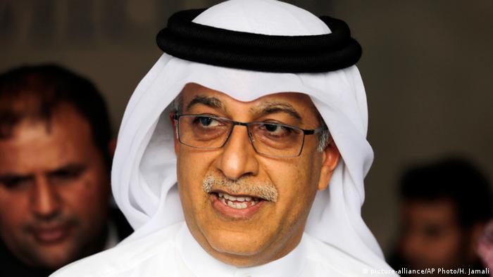 Bahrain FIFA Sheikh Salman bin Ebrahim Al Khalifa