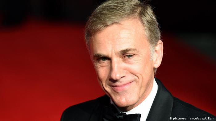 Großbritannien James Bond Christoph Waltz Spectre
