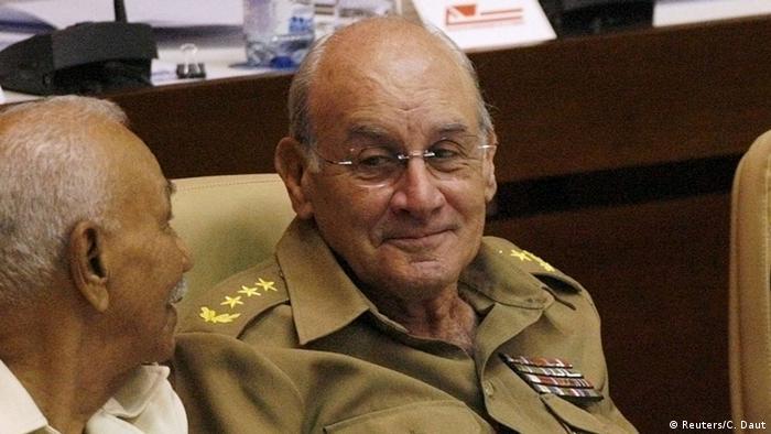 Kuba Innenminister Abelardo Colomé Ibarra