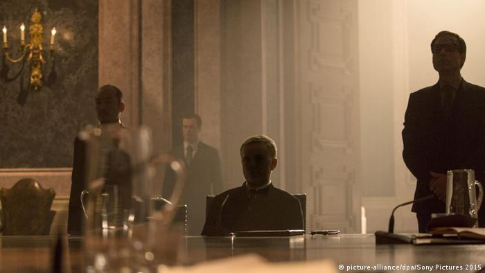 James Bond Film Spectre (Copyright: picture-alliance/dpa/Sony Pictures 2015)
