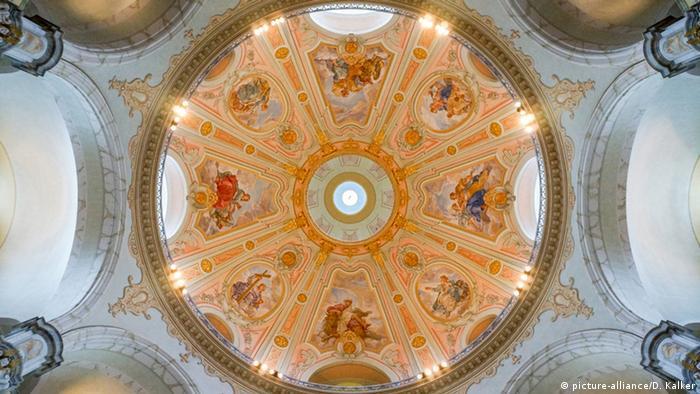Dresden Frauenkirche Kuppel