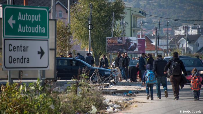 Serbien Flüchtlinge auf der Westbalkanroute