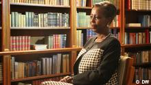 Deutschland Louise Mushikiwabo bei Conflict Zone in Berlin