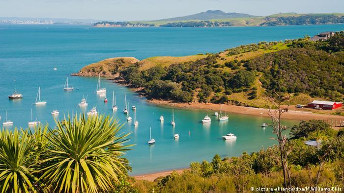 Insel Waiheke Auckland Neuseeland