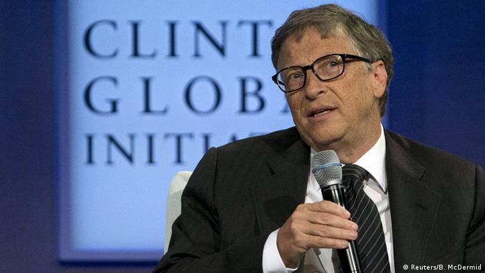 USA Microsoft Gründer Bill Gates (Reuters/B. McDermid)