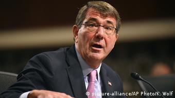 USA Verteidigungsminister Ashton Carter