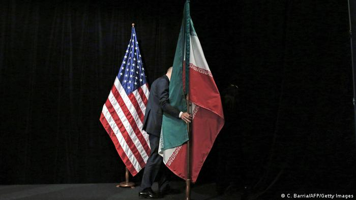 USA Iran Gespräche (Symbolbild) (C. Barria/AFP/Getty Images)
