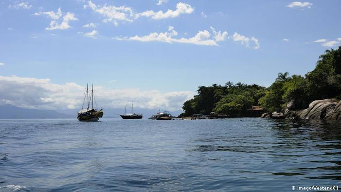 Brasilien Costa Verde bei Paraty