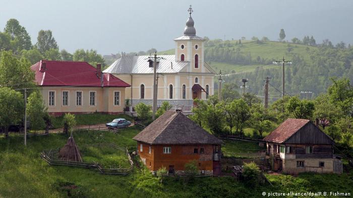 Rumänien Transsilvanien Siebenbürgen Magura