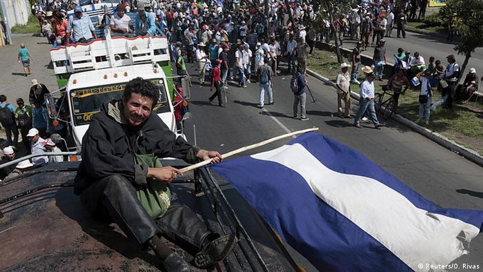 Construcción del canal en Nicaragua: ¿maniobra distractoria ante la grave crisis?