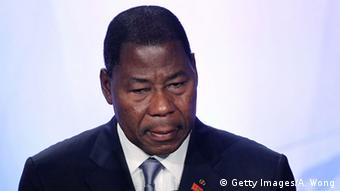 USA Thomas Boni Yayi Präsident Benin (Getty Images/A. Wong)