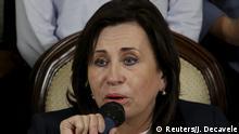 Guatemala Präsidentschaftswahl Sandra Torres