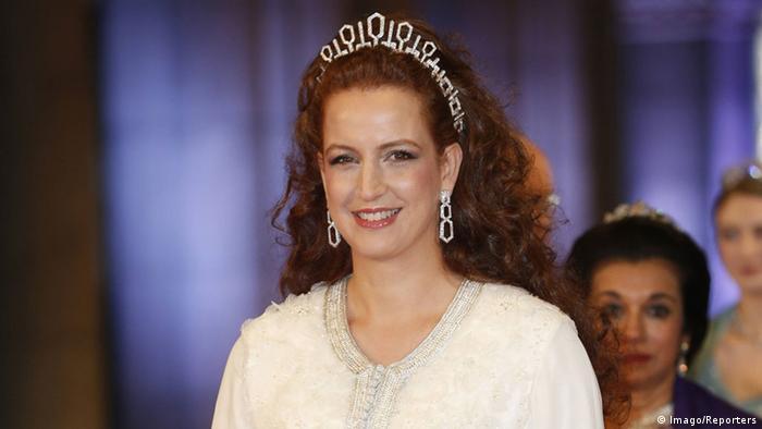 Marokko Prinzessin Lalla Salma
