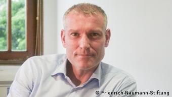 Moritz Kleine-Brockhoff: Los daños ambientales son masivos.