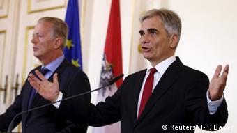 Η Αυστρία επιμένει και «οχυρώνεται»