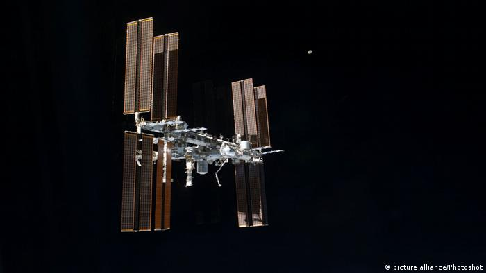 The International Space Station (picture alliance/Photoshot)