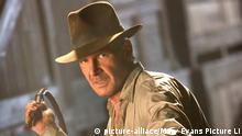 INDIANA JONES AND THE KINGDOM OF THE CRYSTAL SKULL [US 2008] HARRISON FORD INDIANA JONES AND THE KINGDOM OF THE CRYSTAL SKULL [US 2008] HARRISON FORD Date: 2008 (Mary Evans Picture Library); Copyright: picture-alliace/Mary Evans Picture Li
