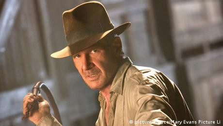 Indiana Jones Filmstill mit Harrison Ford (Foto: picture-alliace/Mary Evans Picture Li)