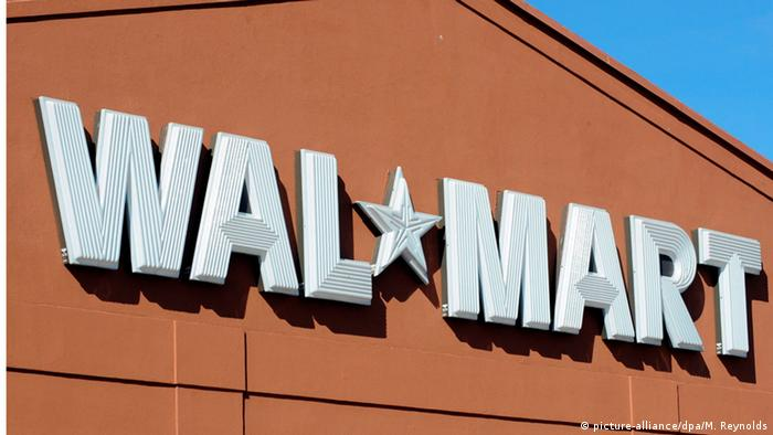 Firma Wal-Mart (picture-alliance/dpa/M. Reynolds)