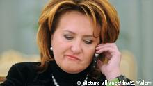 Moskau Jelena Borissowna Skrynnik Landwirtschaftsministerin