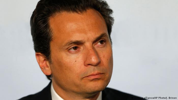 PEMEX CEO Emilio Lozoya Austi (picture-alliance/AP Photo/J. Brinon)