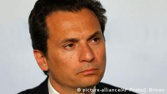 PEMEX CEO Emilio Lozoya Austi