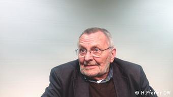 Горст Геннінґ був в'язнем ГУЛАГу з 1951 по 1955 рік