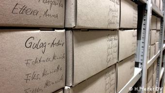 У берлінському архіві зберігаються свідчення 277 жертв сталінських таборів