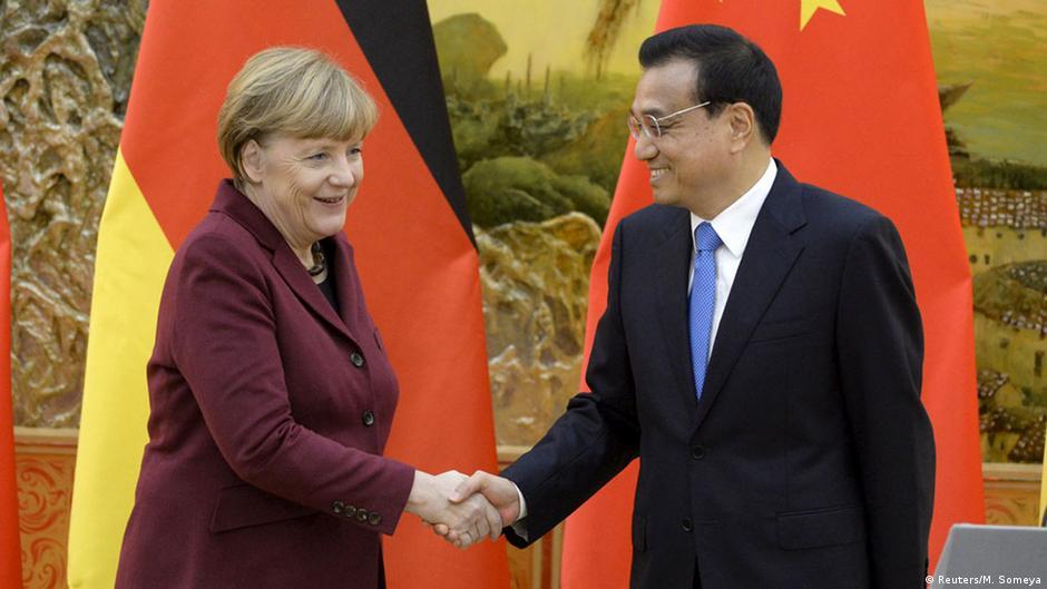 Меркель в Китае: подписаны многомиллиардные договоры | Новости из Германии о Германии | DW | 29.10.2015