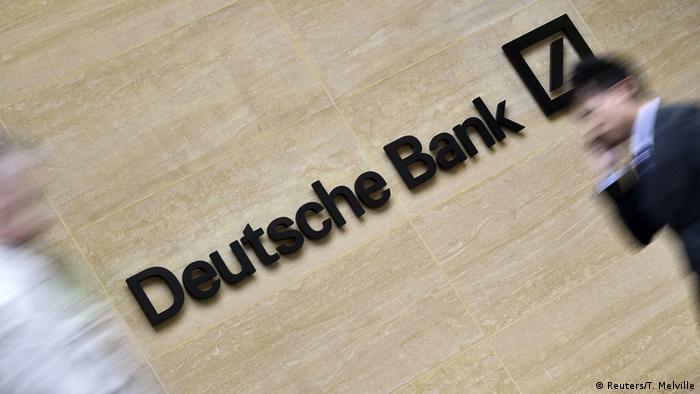 Deutschland Deutschen Bank Symbolbild