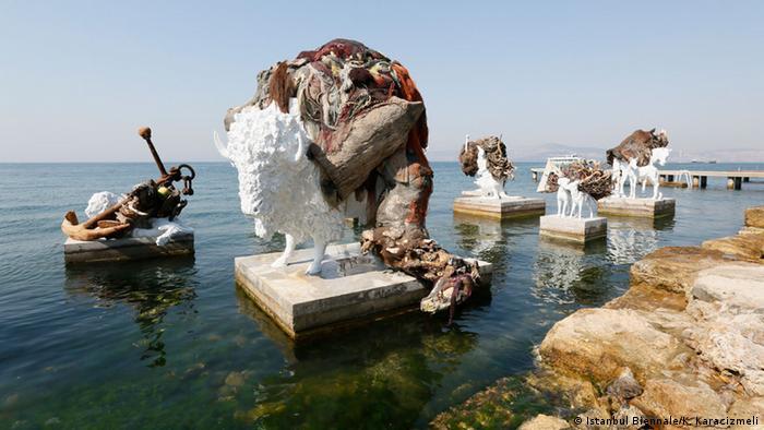 Turkey Istanbul Biennale 2015. Copyright: Istanbul Biennale/K. Karacizmeli