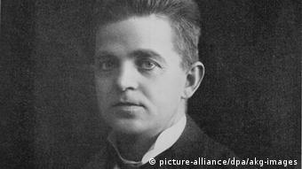 Carl August Nielsen Komponist Porträt neutral