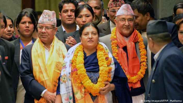Nepal Bidhya Bhandari