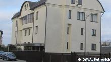 01 - Sitz der Firma Konsul in Brest, Weßrussland. Autor: Ales Petrovich, DW, 28.10.2015