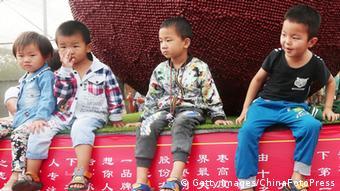 China Chinesische Kinder