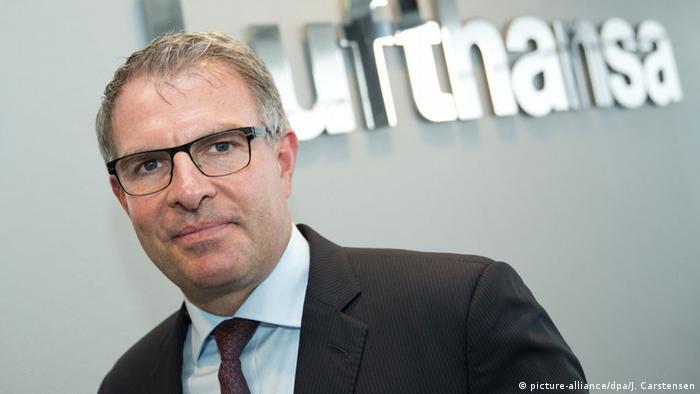 Deutschland Lufthansa stellt Quartalszahlen vor