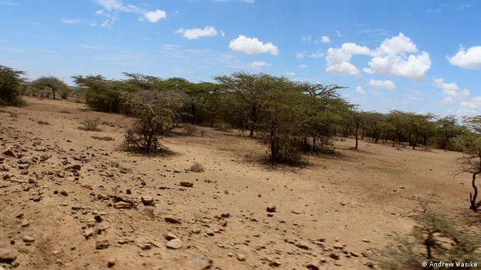 arid Turkana County, Kenya
