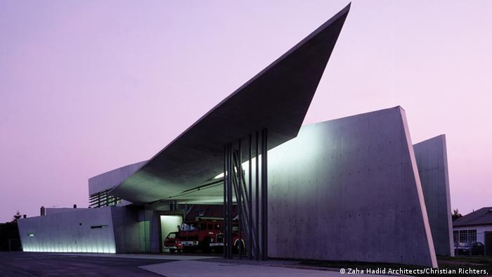 Пожарная станция в городе Вайль-на-Рейне