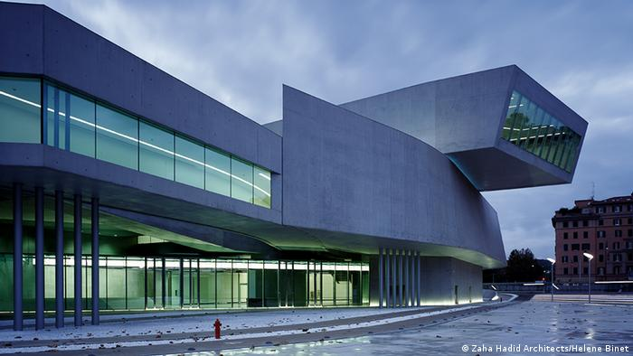 Heydar Aliyew Center Baku Aserbaidschan